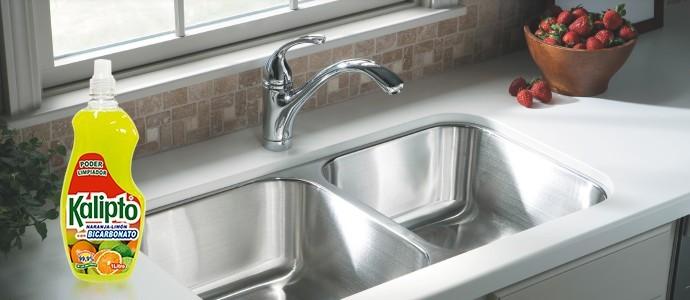 ¡Cuida la limpieza de tu cocina!