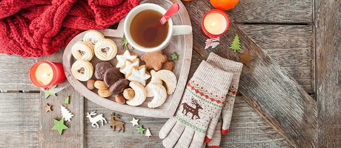Prepara deliciosas galletas navideñas en familia